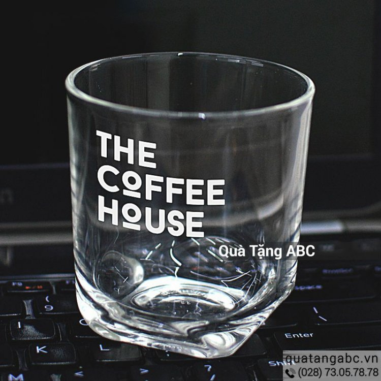 IN LY THỦY TINH THE COFFE HOUSE